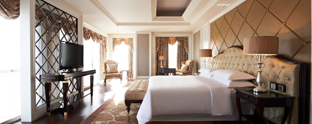 Presidential Suite | Four Points by Sheraton Langfang, Guan